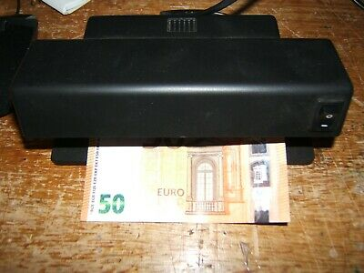 UV Counterfeit Bank note Detector MD-188V