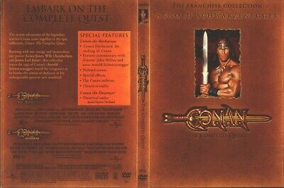 Conan The Complete Quest The Franchise Collection 2003