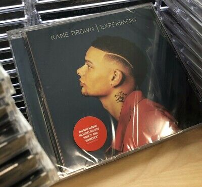 Kane Brown Experiment 12-Track Album CD Lost It Good As You VOLUME DISCOUNT HERE