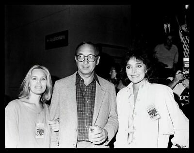 Lot of (5) 1980s NEIL SIMON, SALLY FIELD & GOLDIE HAWN Vintage Original Photos