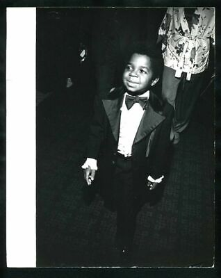 1970s GARY COLEMAN Steps Out Vintage Original Photo DIFF'RENT STROKES gp