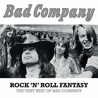 Bad Company - Rock 'N' Roll Fantasy: The Very Best Of Bad Company [New CD]