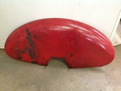 Used Farmall Cub Fender fits Right or Left  350961R12