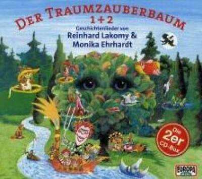 Lakomy, Reinhard: Traumzauberbaum Box, Audio-CD