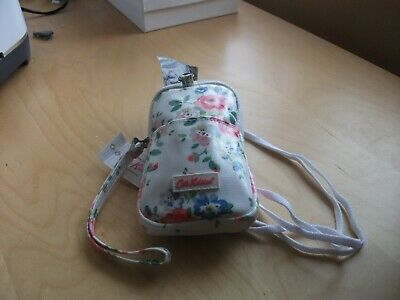 New with tags cath kidston dog poo bag holder latimer  rose and 25 poo bags
