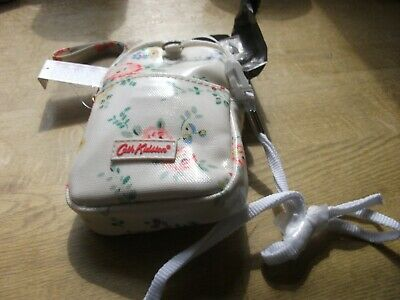 New with tags cath kidston dog poo bag holder bleached flowers and 25 poo bags