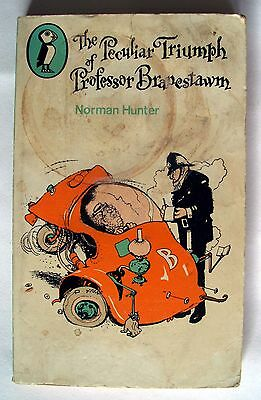 The Peculiar Triumph of Professor Branestawm by Norman Hunter (Paperback, 1972)