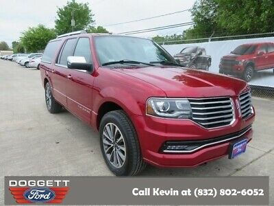 2015 Navigator L 2015 Lincoln Navigator, Ruby Red Metallic Tinted Clearcoat with 67,741 Miles ava