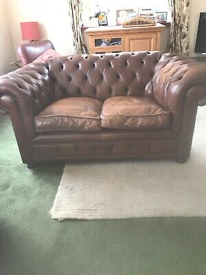 Chesterfield two seater sofa - Grab yourself a bargain