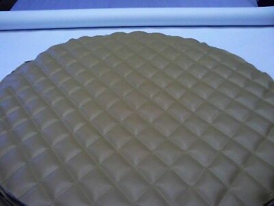 Semi Truck Fuel Tank Covers Peterbilt Tan  Set Of 2 26""