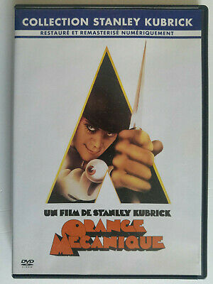 ORANGE MECANIQUE - DVD - Zone 2 -  Malcolm McDowell, Patrick Magee, Michael Bate