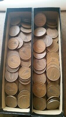 Bulk Job Lots Ireland Penny / Half Penny Coins + Decimal From 1928 To 1968