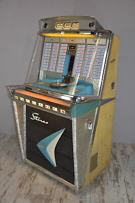 Jukebox Rock-Ola Modell 1478 Tempo 2