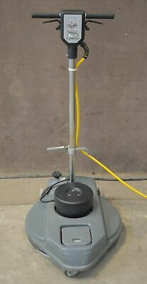 "NuSource Nu 2000 DCB 20"" High Speed Burnisher Buffer Polisher w/ Dust Control"