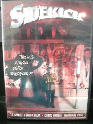 Sidekick (DVD, 2008) WORLDWIDE SHIPPING AVAIL!