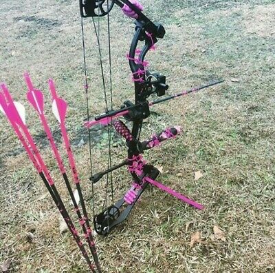 Powered By Phyx Archery Bear Outbreak Compound Bow String /& Cable Sets