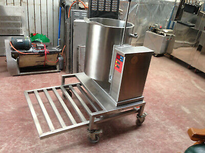 Atherton Steam Jacketed Tilting Kettle