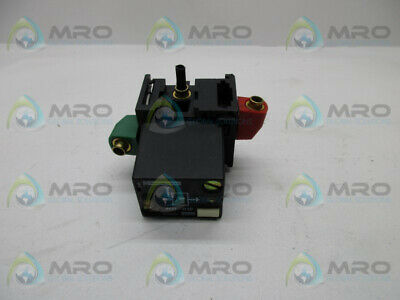 Parker Pln-D10 Telepneumatic Threshold Relay * Used *