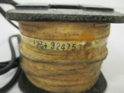 General Electric 3247533 Coil 110V 60Hz (As Pictured) * Used *