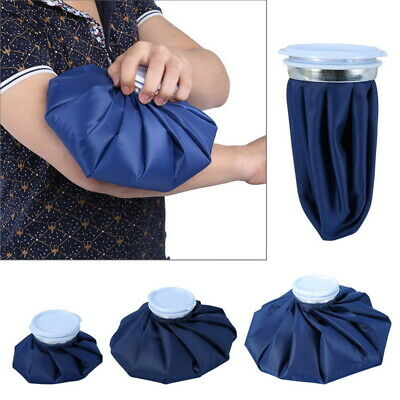 Reusable Ice Bag Cold Cooler Pack for Sports Injury First Aid Knee Head Leg Tool