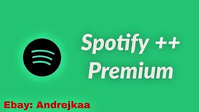 Spotify PREMIUM 1 Month [FAST DELIVERY With Warranty]