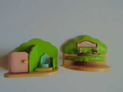 Sylvanian Families Nursery Toilet & Sink Set