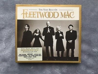 Fleetwood Mac Very Best Of 2 Cd - (Greatest Hits)