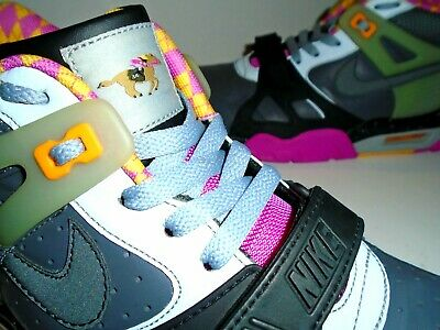 official photos 26269 ed73a Nike Air Trainer III PRM 682933-001 Bo Knows Horse Racing Size 10