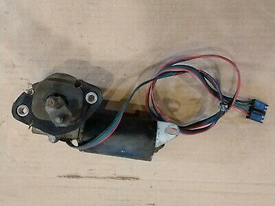 jeep cj 1976-82 3-wire oem windshield wiper motor tested working cj5 cj7
