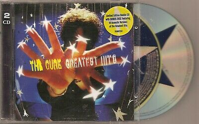 """The Cure - """"Greatest Hits"""" - 2CD set"""
