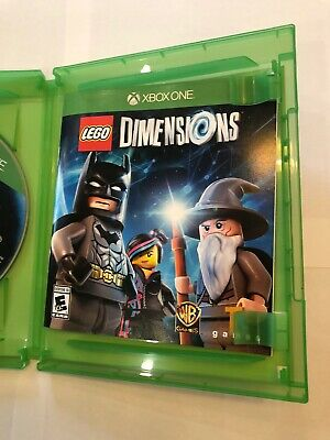 LEGO DIMENSIONS XBOX One Game Only - $14 95 | PicClick