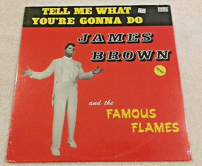 BROWN,JAMES`-TELL ME WHAT You`re Gonna Do (Uk Import) Vinyl