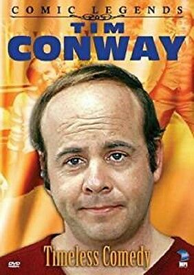 Tim Conway: Timeless Comedy (2007, REGION 0 DVD New)