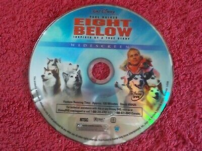 Eight Below (Widescreen Edition) DVD  Disc only  (AR)