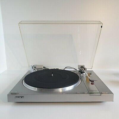 Sony PS-LX3 Direct Drive Fully Automatic Stereo Turntable System made in Japan