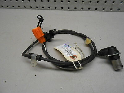 H93 Honda Silverwing 600 FSC600 2013 375 Miles OEM Front ABS Sensor w Cable
