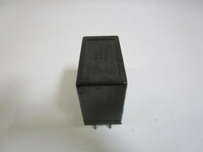 General Electric Auxiliary Relay 12H6411A72 * Used *