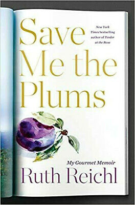 Save Me the Plums: My Gourmet Memoir🆕E-mail delivery🆕