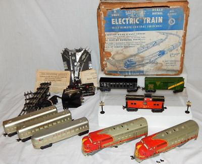 HORNS FOR PLASTIC DIESELS MARX TRAINS NEW REPRODUCTION PAIR STK44