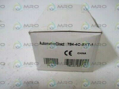 Automation Direct 784-4C-Skt-1 Relay Socket * New In Box *