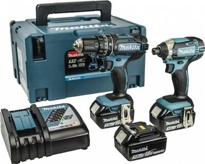 Set avvitatori Makita DLX2131JX1