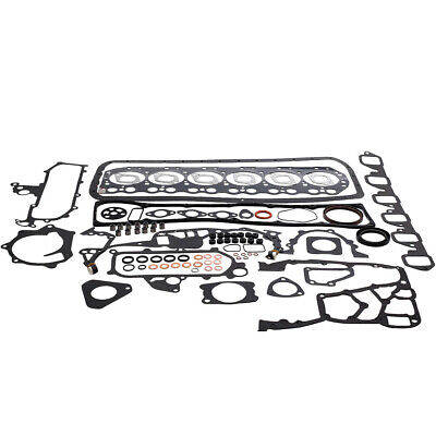 For Nissan Patrol TD42 TD42T Y60 Y61 4.2L Diesel Engine Overhaul Gasket Kit Sale