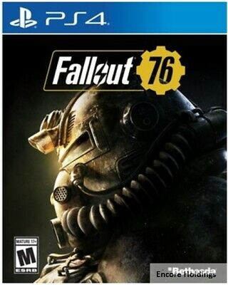 Bethesda 093155173057 Fallout 76 - PlayStation 4