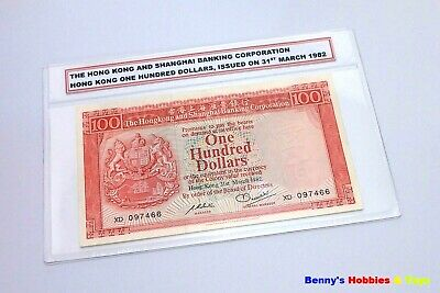 10PCs Paper Money Banknotes Currency Holders 12.8cm x 20.5cm PMG Style Sleeves