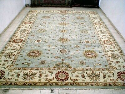 10X14 One In A Million Masterpiece New 400+Kpsi Dreamy Pak Persian Tabrizz Rug