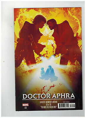STAR WARS: DOCTOR APHRA #30 1st Printing - Greatest Moments / 2019 Marvel Comics
