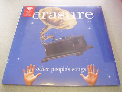 ERASURE - Other People's Songs - LP 180g Vinyl /// Limited Ed. 30th Anniversary