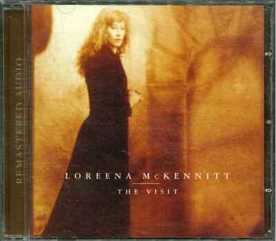 "LOREENA McKENNITT ""The Visit"" CD-Album"