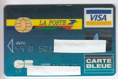 Carte / Card  Banque Bank Credit .. Ancienne Old Cb Solaic 94 Perimee Chip/Puce