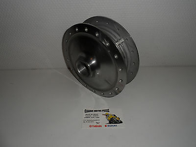 125  At-1  Yamaha  Moyeu De Roue Avant Neuf /Front Wheel Hub New Ref:248-25111-0